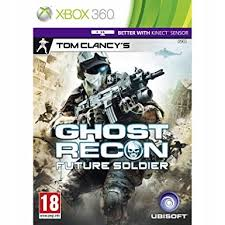 TOM CLANCYS GHOSR RECIN FUTURE SOLDIER X