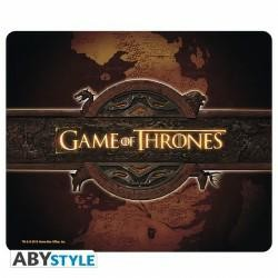 GAME OF THRONES MOUSEPAD LOGO CARD