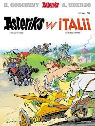 ASTERIKS W ITALII NW