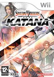 SAMURAI  WARRIORS KATAN