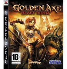 GOLDEN AXE BEAST RIDE