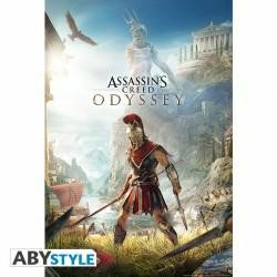 ASSASSINS CREED POSTER ODYSSEY KEYART