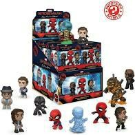 FUNKO MYSTERY MINI SPIDERMAN FAR FROM HO