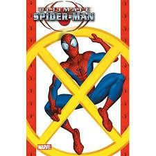 MARVELL CLASSIC ULTIMATE SPIDER MAN T 4