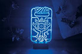 ZELDA SHEIKAH EYE PROJECTION LIGHT