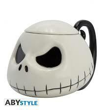 NIGHTMARE BEFORE XMAS MUG 3D JACK