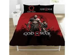GOD OF WAR DOUBLE DUVET