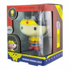 DC COMICS WONDER WOMAN 3D LIGHT