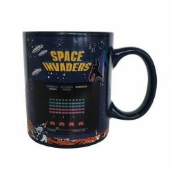 SPACE INVADERS MUG HEAT CHANGE