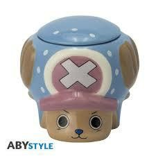 ONE PIECE MUG 3D CHOPPER NEW WORLD