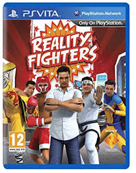 REALITY FIGHTERS /VITA