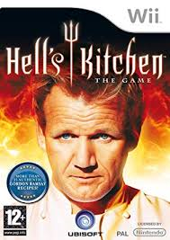HELLS KITCHEN WII