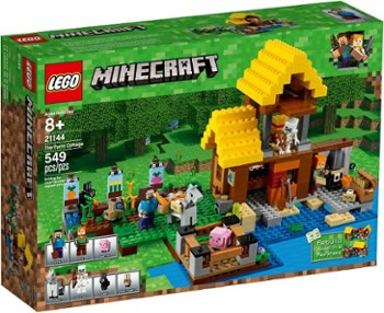 LEGO MINECRAT THE FARM COTTAGE