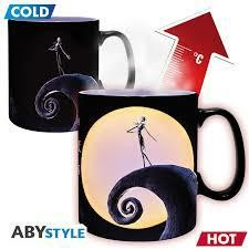 NIGHTMARE BEFORE XMAS MUG HEAT CHANGE 46