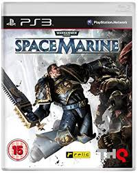 WARHAMMER 40000 SPACE MARINE PS3