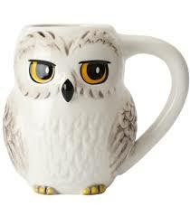 HARRY POTTER MUG 3D HEDWIG