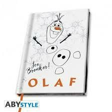 DISNEY A5 NOTEBOOK FROZEN 2 OLAF