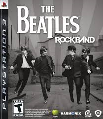 ROCK BAND BEATLES PS3