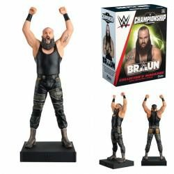WORLD WRESTLING BRAUN STROWMAN 15 CM