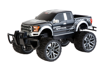 2,4 GHZ FORD F 150 RAPTOR BLACK