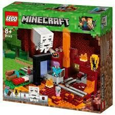 LEGO MINECRAFT THE NETHER PORTAL