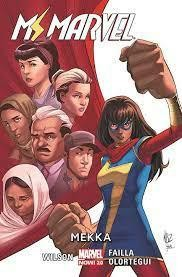 MARVEL NOW MS MARVEL MEKKA