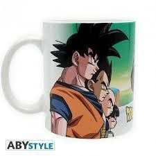 DRAGON BALL MUG 320 ML DBZ FREEZER ARMY
