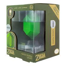 THE LEGEND OF ZELDA LAMPE 3D 10 CM