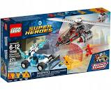 LEGO DC SUPER HEROES SPEED FORCE FREEZE