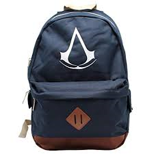 ASSASSINS CREED BACKPACK CREST