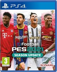 EFOOTBALL PES2021 PS4