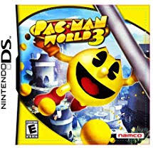 PAC-MAN WORLD 3 /NDS
