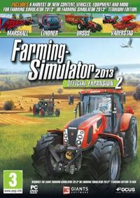FARMING SIMULATOR 2013 ADD ON PC