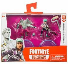 FORTNITE LOVE RANGER TEKNIQUE DUO FIGURE