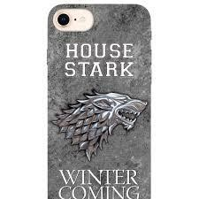GAME OF THRONES PHONE CASE STARK