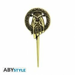 GAME OF THRONES PIN 3D HAND OF THE KING