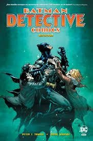 BATMAN DETECTIVE COMICS TOM 1 MITOLOGIA