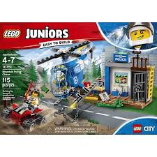 LEGO JUNIORS EASY TO BULID MOUNTAIN POLI