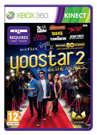 YOOSTAR 2: IN THE MOVIES -KINECT X360