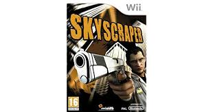 SKYSCRAPER INCLUDING GUN WII