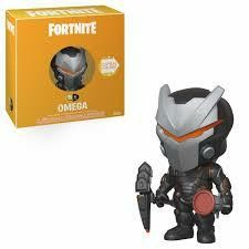 FORTNITE POP 5 STAR OMEGA FULL ARMOR