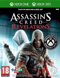 XONE ASSASSINS CREED REVELATIONS