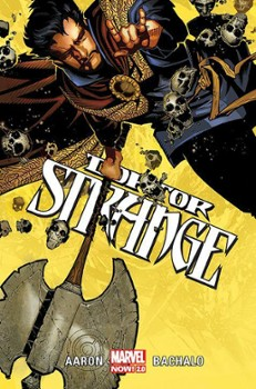MARVEL NOW DOKTOR STRANGE TOM 1