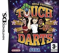 SEGA PRESENTS TOUCH DARTS /NDS