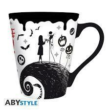 NIGHTMARE BEFORE XMAS MUG 250 ML OOGIE B