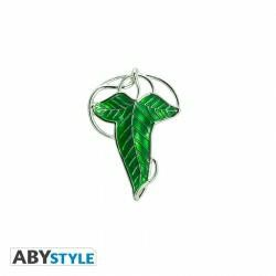 LORD OF THE RING PIN 3D LORIEN LEAF