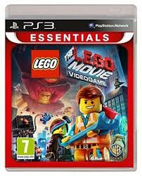PS3 LEGO MOVIE VIDEOGAME