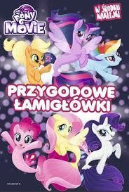 MY LITTLE PONY THE MOVIE PRZYGODOWE ŁAMI