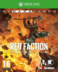 RED FACTION GUERILLA XONE