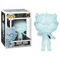 GAME OF THRONES POP S8 CRYSTAL NIGHT KIN
